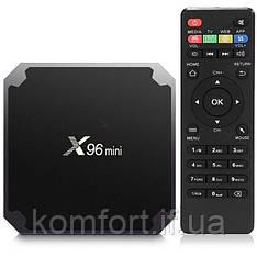 ТВ-приставка X96 mini (2/16 ГБ) 4-ядерная на Android