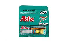 Супер клей Akfix - 3 г (303)