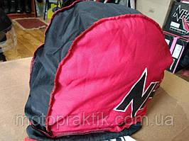 NHK (Original) Helmet Bag Black/Red - Текстильный чехол для шлема