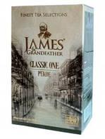 """Чай чёрный листовой James Grandfather """"Пекое"""", 100 гр."""