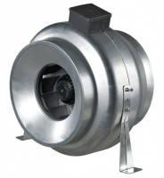 Промышленные металлические центробежные вентиляторы Centro-MZ 125 BLAUBERG, Германия