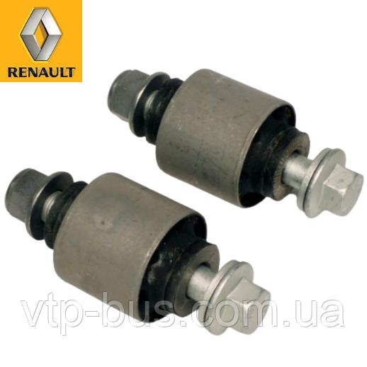 Сайлентблоки задней балки (к-кт) на Renault Trafic III / Opel Vivaro B с 2014... Renault (оригинал) 550446901R