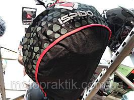 ISPIDO (Original) HB-02 Helmet Bag vs Logo - Текстильный чехол для шлема