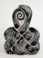 Гороскоп Змея / Фигурка Каменная 16x12x5 см