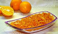 """Цукаты """"Апельсиновые""""весовые d 10*10(код 04609)"""