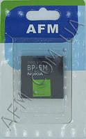 АКБ китай Nokia BP- 5M 5610/  5700/  6500 Slide/  7390/  8600 Luna