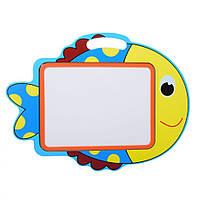 Деревянная игрушка Досточка MD 2085 магнитная (Рыбка)