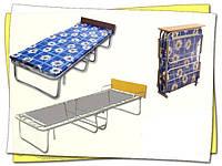 """Раскладная кровать - тумба """"Комфорт"""" на панцирной сетке, фото 1"""