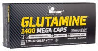 Глютамин  Olimp L-Glutamine Mega Caps  blister  120caps