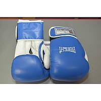 Перчатки боксерские Everfight кожа 16 OZ