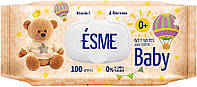 ESME дитячі вологі серветки 100 шт
