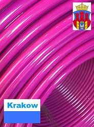 Польская труба для теплого пола 16х2 PEX-A oxygen barrier Krakow