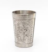 Винный оловянный бокал, Олово, Германия, 150мл, фото 1