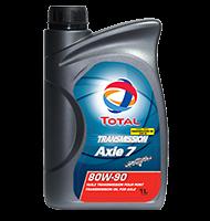 Трансмиссионное масло Total Transmission Axle 7 80W-90 1л