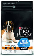 Pro Plan Adult Large Breed Robust Chicken сухой корм для собак крупных пород, с курицей и рисом