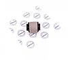 Сайлентблок заднего рычага поперечного верхнего наружный (бумеранг) PREMIUM Чери Тигго Chery 7 Tiggo 7