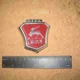 Эмблема решетки радиатора ГАЗ 3302,2217 , ГАЗЕЛЬ-БИЗНЕС (покупн. ГАЗ)