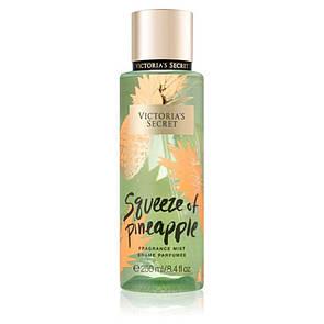 Парфюмированный спрей мист для тела Victoria`s Secret Squeeze of Pineapple  250 мл