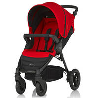 Коляска Britax B-MOTION 4 Flame Red 2016