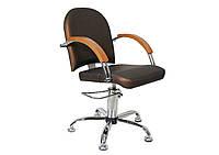 Кресло парикмахерское МИЛА, на гидроподъемнике