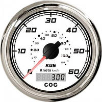 GPS спидометр Wema белый CMSB-WS-60L, фото 1