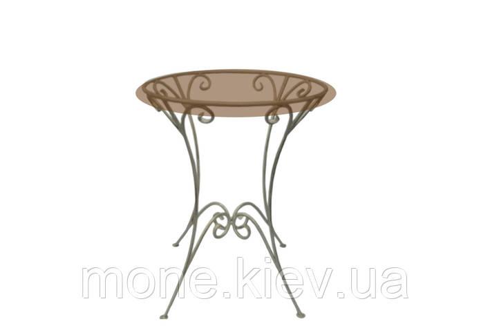 """Кований стол """"Фиона"""", фото 2"""