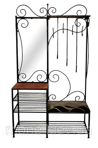 """Вешалка с полками и столиком """"Комфорт"""", фото 2"""