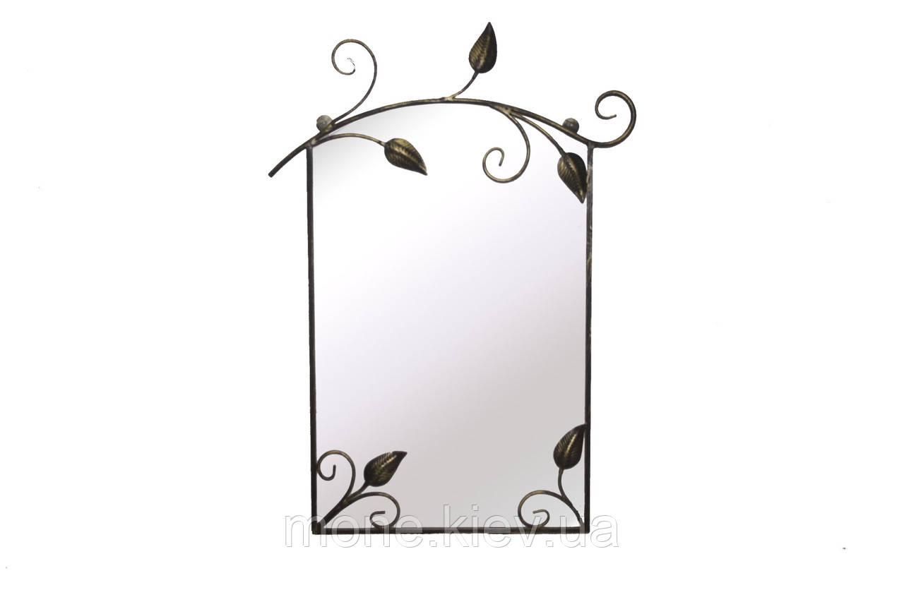 "Кованное зеркало ""Калина"""