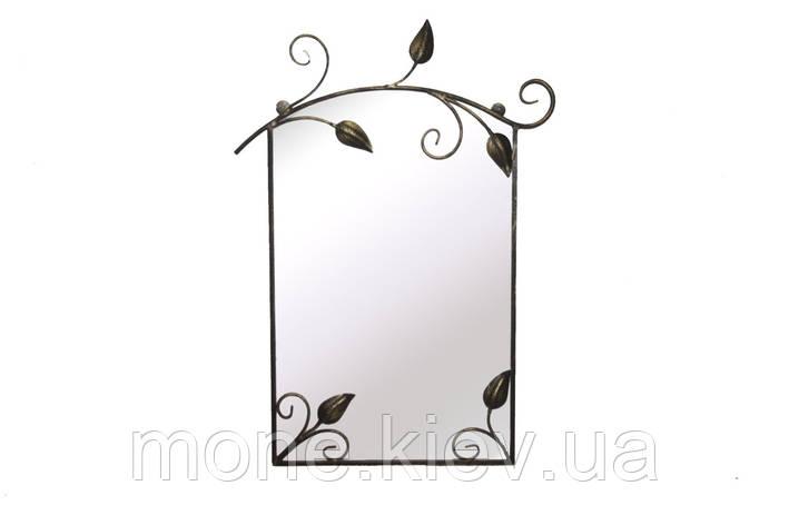 "Кованное зеркало ""Калина"", фото 2"