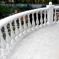 Перила (поручень) балюстрады для лестниц, террас и балконов (Per1.1), фото 1