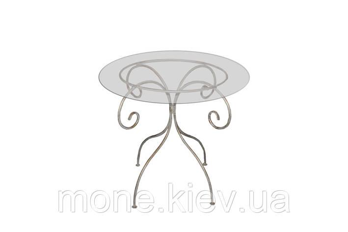 """Кованый стол """"Грация"""", фото 2"""