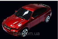 Портативная колонка-автомобиль BMW X6