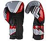 Боксерські рукавички  RDX Giant Inside, DX1245 розмір 10 унц. червоно-чорні, фото 2