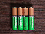 Аккумулятор DURACELL Recharge AAA/(HR03) 850mAh Ni-Mh 1.2v Мини-пальчиковая батарейка в Блистере, 4ШТ, фото 4