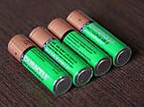 Аккумулятор DURACELL Recharge AA/(HR6) 2400mAh Ni-Mh 1.2v Пальчиковая батарейка в Блистере, 4ШТ, фото 4