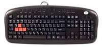 Клавиатура A4tech KB-28G-2 Multimedia, USB