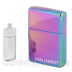 Подарочная бензиновая зажигалка Parliament ZB101081