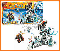 Конструктор Bela аналог LEGO Chima 668 деталей арт. 10296