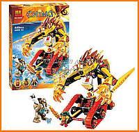 Конструктор Bela аналог LEGO Chima 449 деталей арт. 10295