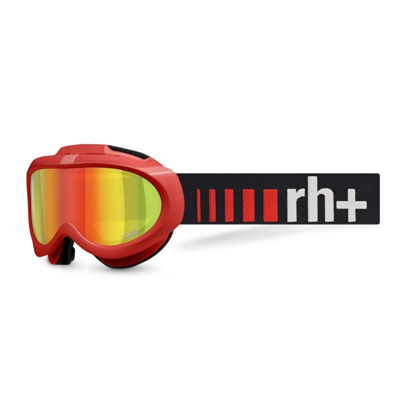 Горнолыжная маска ZeroRH+ Glacier Shiny red clay (MD)