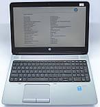 """HP ProBook 650 G1 15.6"""" i5-4200M/4GB/500GB HDD #1545, фото 2"""