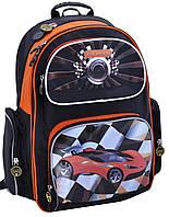 Рюкзак ортопедичний чорно-оранжевий Z148U, S Dr.Kong 970130