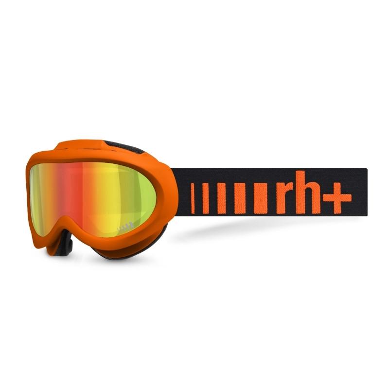 Гірськолижна маска ZeroRH+ Glacier matt Orange (MD)