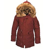 Женская Аляска ALTITUDE Womens PARKA Альфа Индастриз Альтитуде парка зимняя куртка