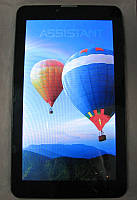 Планшет телефон Assistant AP-777 4Гб Black 3G, фото 1