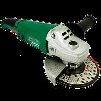 Угловая шлифовальная машина (болгарка) DWT WS08-125 TV (гарантия 2 года, длинная ручка, полупрофессиональная)