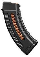 Магазин FAB Defense 7,62х39 полимерный, с окном ц:black (umagakr30)