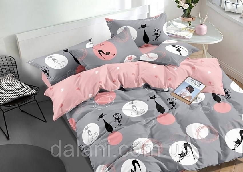 Полуторный комплект постельного белья из Ренфорса