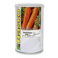 Семена моркови Мазурка 0,5 кг. Nasko