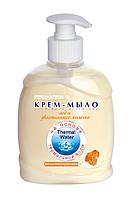 """Фитодоктор Крем-Мыло дозатор """"Мед и увлажняющее молочко"""" витаминизирующее 300мл"""